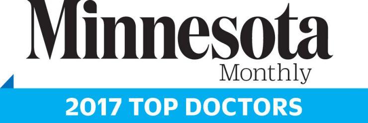 Minnesota Monthly 2017 Top Doctors